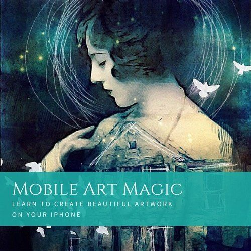 Fancy making art on your i-phone? Take a look at @Ivy Newport's Mobile art class... It's almost worth moving from android!!! http://ift.tt/2feRRGM  #digitalartmadeeasy #mobileartmagic #makeart #iphone #ivynewport