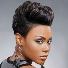 Wondrous 1000 Images About Short Cuts 2015 On Pinterest Short Hairstyles For Black Women Fulllsitofus