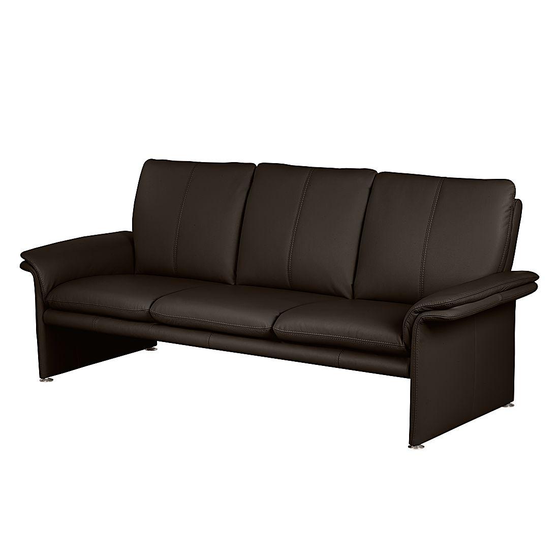 Modoform Sofa Capri 3 Sitzer Dunkelbraun Echtleder 214x90x88 Cm Bxhxt Modern In 2020 Sofa Mit Relaxfunktion Sofa Sofas
