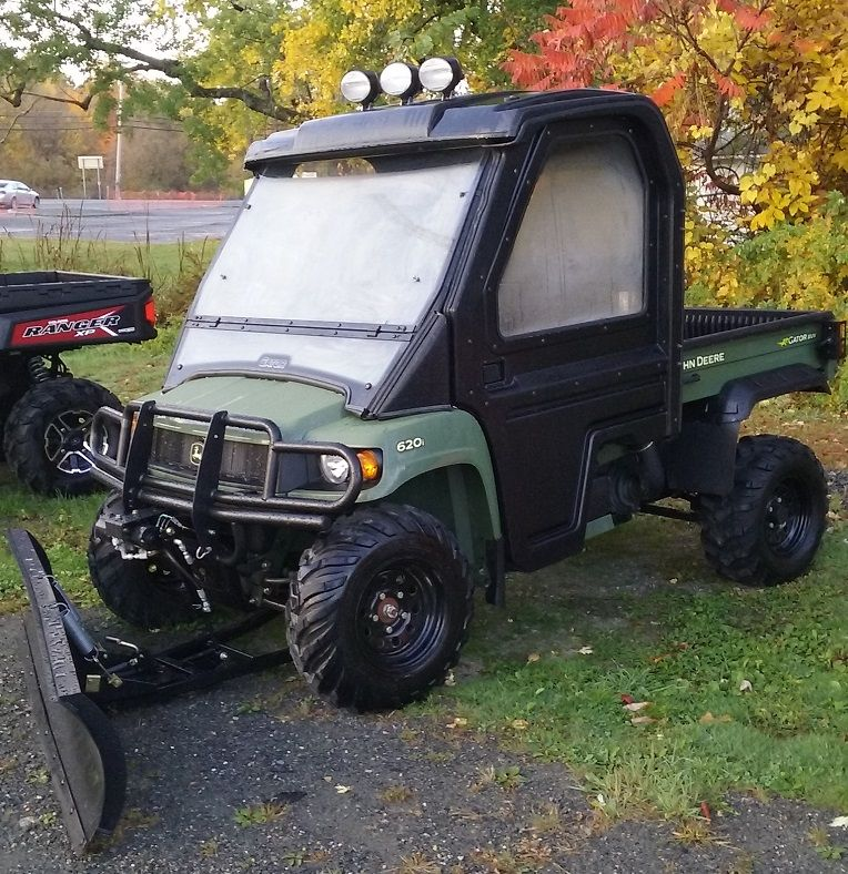 John Deere Gator   Sharon Springs Garage