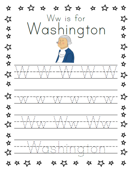 graphic regarding Free Printable Presidents Day Worksheets identify Pin upon Worksheets, Functions, Lesson Courses for Children