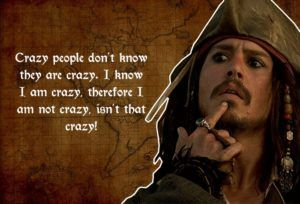 40+ Most Amazing Captain Jack Sparrow Quotes of All Time