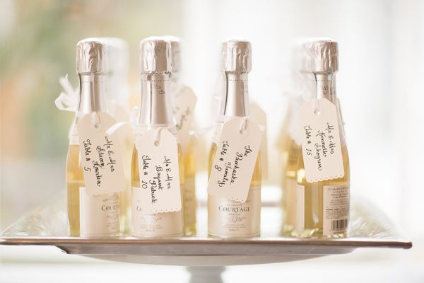 Pinterest Wedding Picks Your Guests Will Love | Mini champagne ...