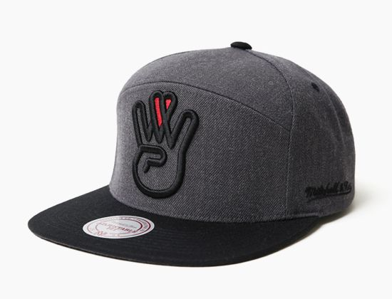 53d4e20de Westside Love Snapback By PRODUCT ETCETERA x MITCHELL & NESS ...
