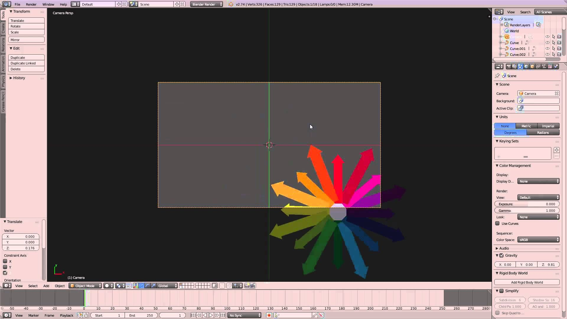 [UPDATED] Importing Vector Graphics to Blender Ver.2