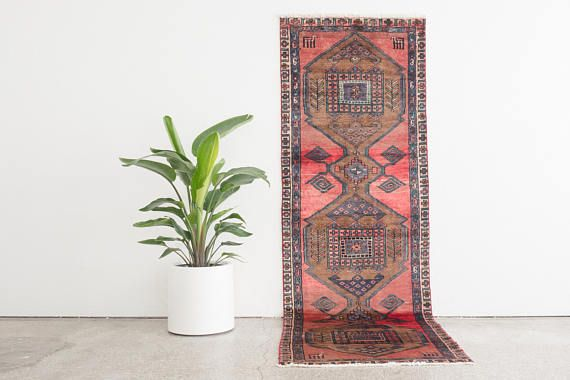 Niki 3x9 5 Hand Knotted Persian Wool Rug Rugs Persian Rug Standard Rug Sizes