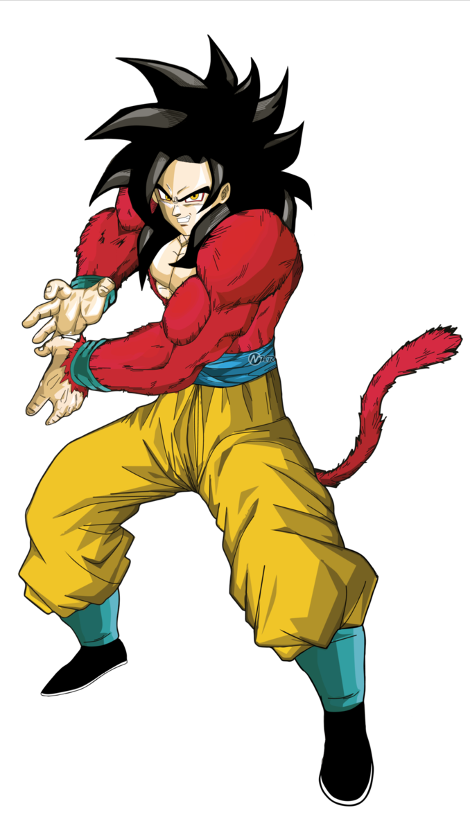 Goku Ssj 4 Dragon Ball Super Manga Dragon Ball Dragon Ball Goku