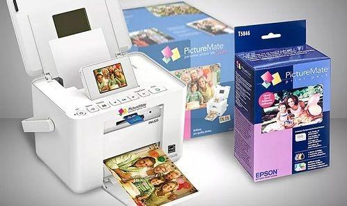 Epson PictureMate PM 225 Photo Printer Windows