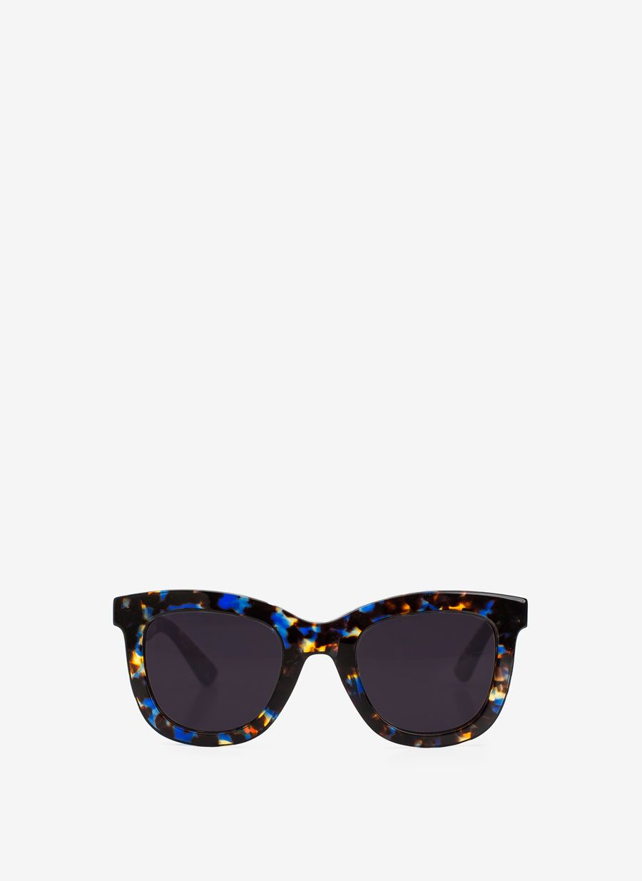 Óculos azuis - Óculos - Acessórios - Uterqüe Portugal