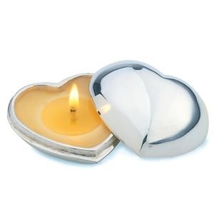 Miniature Heart Candle Anniversary Gifts 16th Wedding Anniversary Wedding Anniversary Gifts