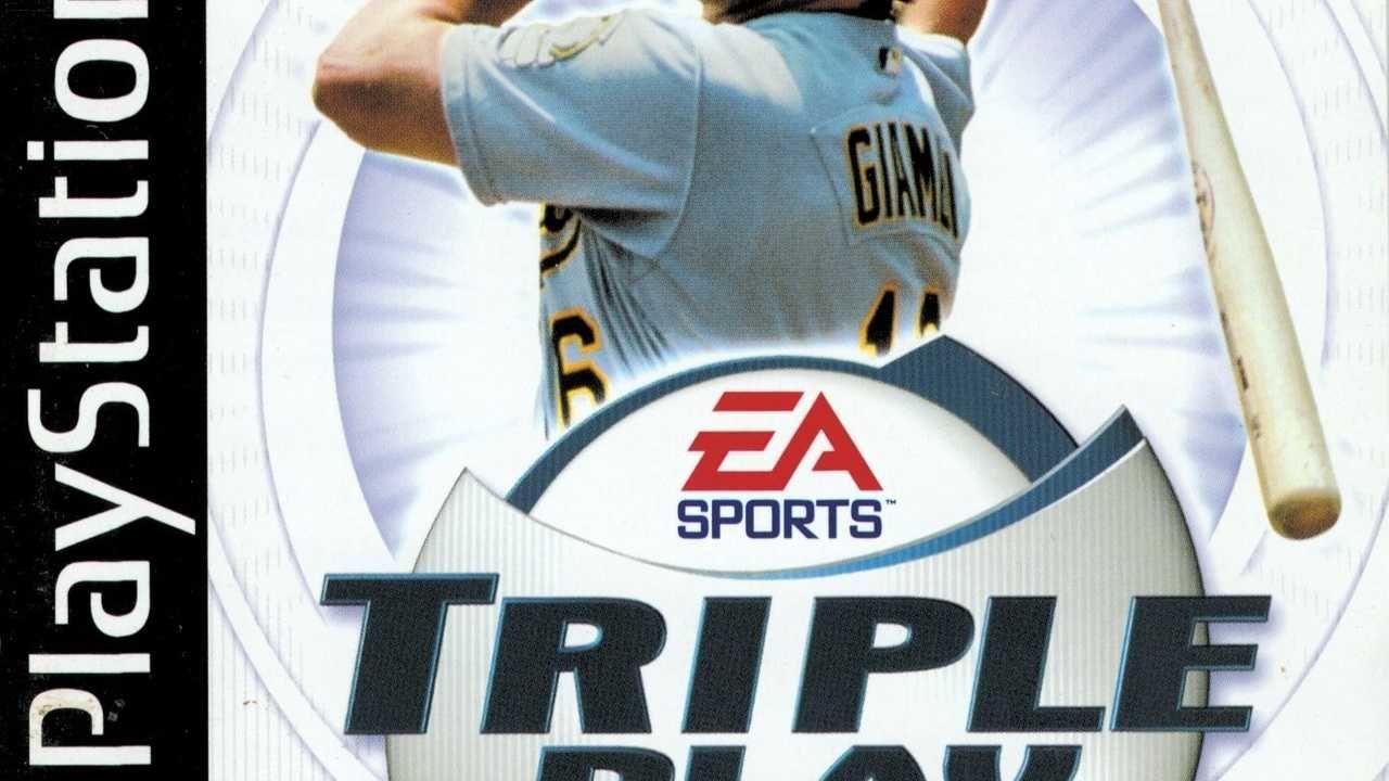Triple Play Baseball Play Baseball Ea Sports Baseball