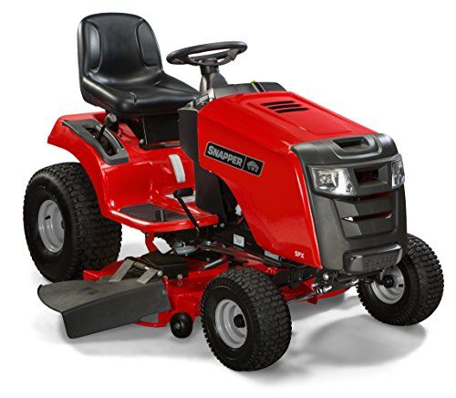 Snapper Spx 22 46 46 Inch 22 Hp Riding Tractor Mower With Hydro Gear T2 Hydrostatic Transmission 2691344 Lawn Mower Riding Lawn Mowers Best Riding Lawn Mower