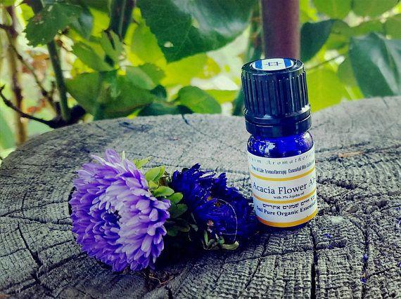 Acacia שטה Shettim Cassie Flower Abs Essential Dilution 3 Essential Oil Skin Care Flowers Acacia