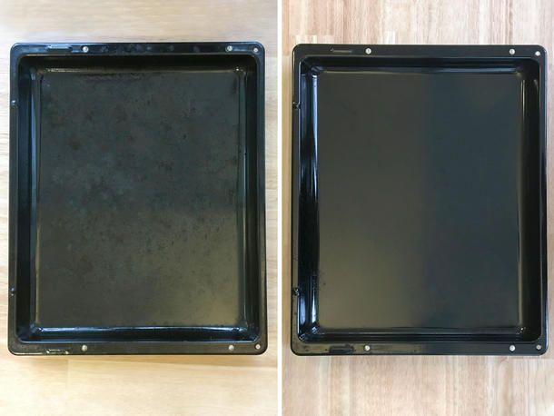 backblech reinigen diese hausmittel wirken wirklich putzen pinterest backofen putzen. Black Bedroom Furniture Sets. Home Design Ideas