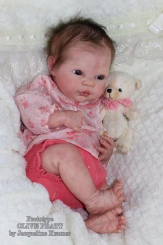 NEW-RELEASE-Reborn-Baby-Olive-18-5-Vinyl-Doll-Kit-by-Denise-Pratt-2948