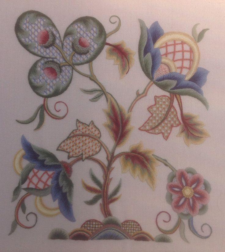 17 Best images about Botanical Stitch Designs on Pinterest ...