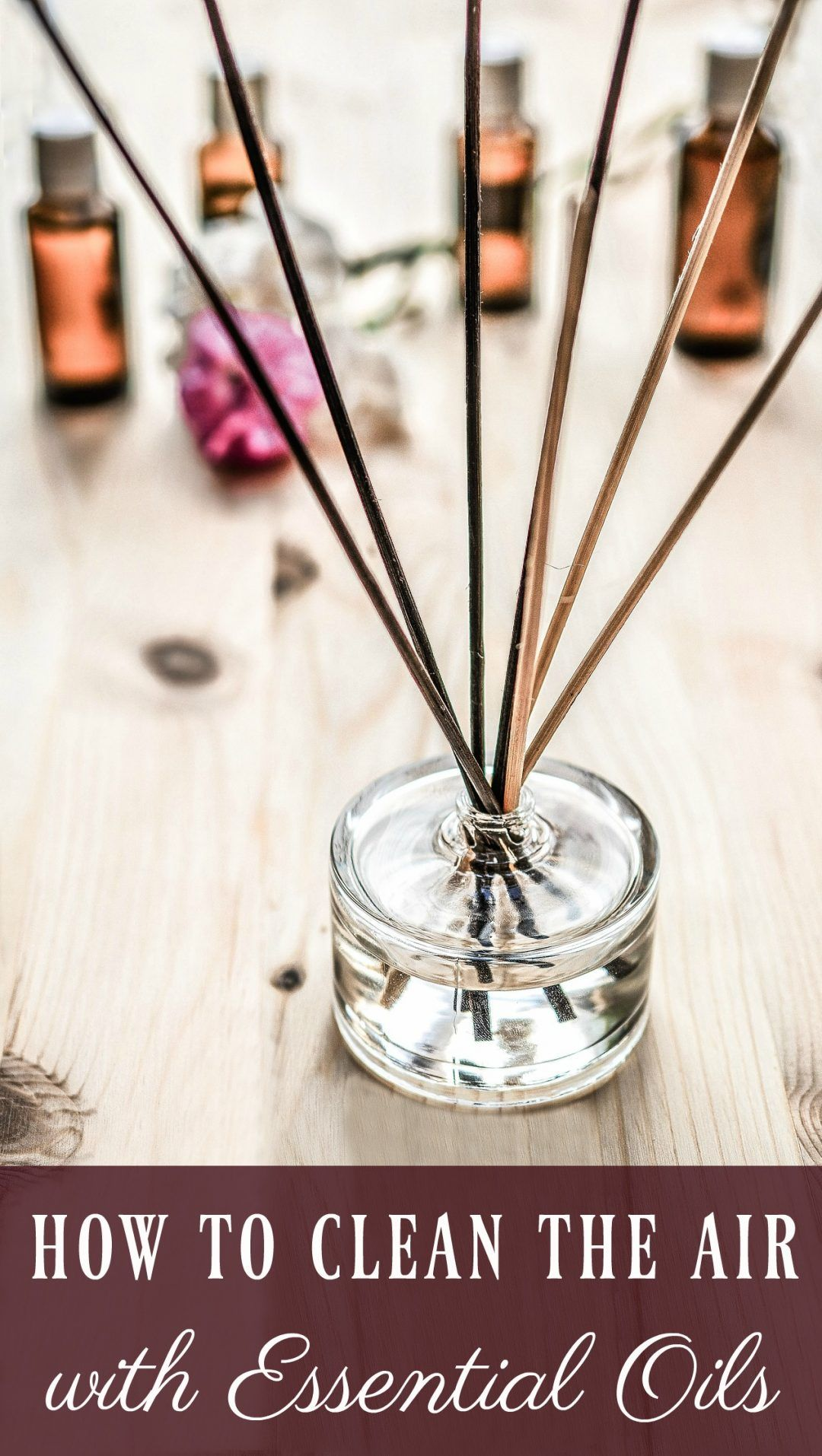 How to Clean the Air with Essential Oils Air freshener