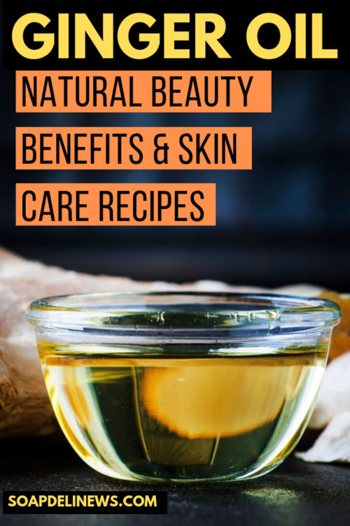 Beauty Benefits of Ginger Essential Oil Plus Natural Skin Care Recipes is part of Natural skincare recipes, Skin care recipes, Natural skin care, Ginger oil for hair, Homemade skin care recipes, Ginger benefits - Learn about the beauty benefits of ginger essential oil  Plus discover ginger essential oil skin care recipes that you can make for your skin care routine