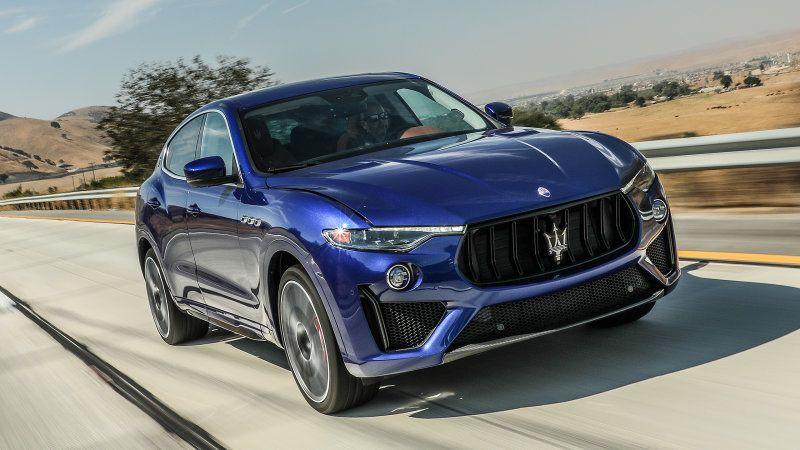 2019 Maserati Levante Trofeo And Gts First Drive Review Maserati