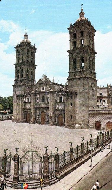 Fotos de Puebla, Puebla, México: Catedral de Puebla