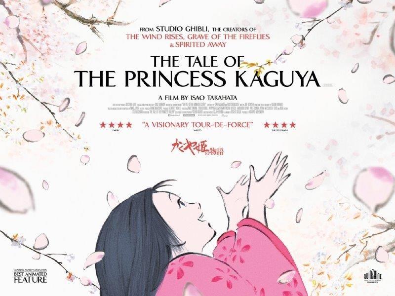 Prenses Kaguya Masalı - 2015