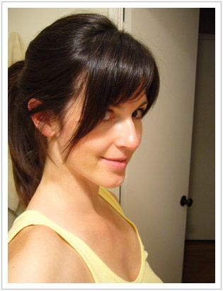 best hairstyle and color for me bangs hairstyles pinterest
