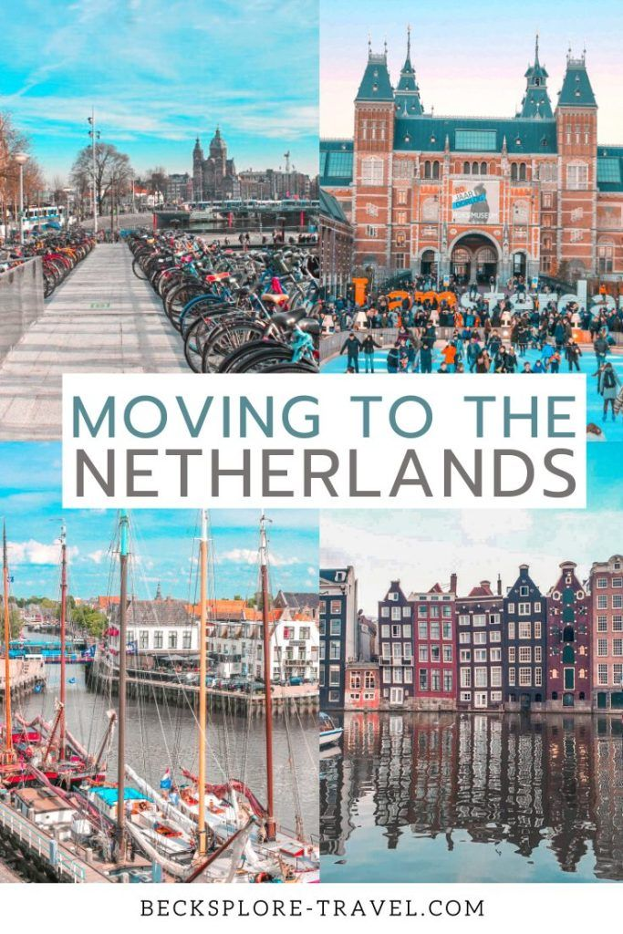 Moving to the Netherlands as an EU Citizen | Thing