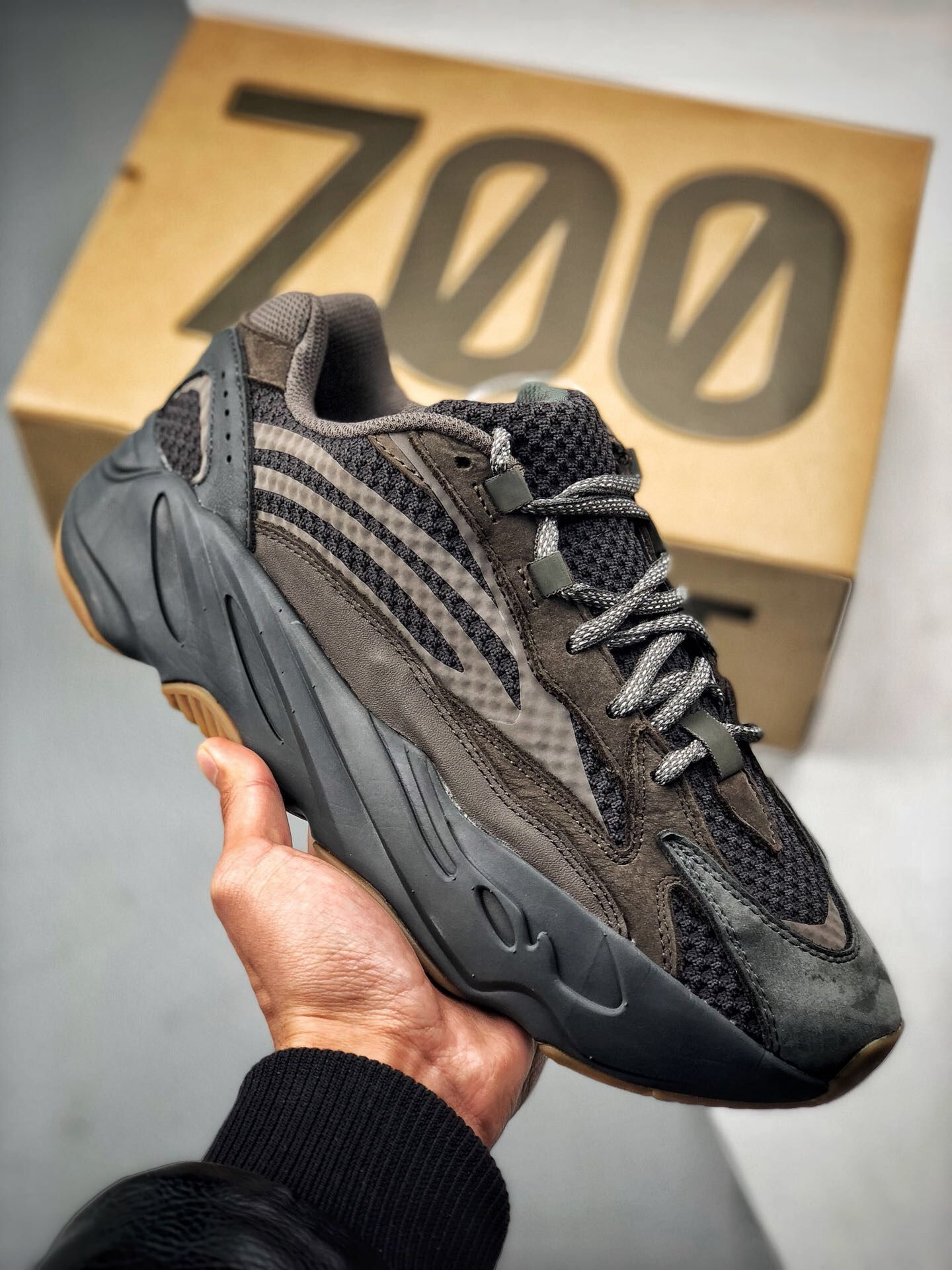 release date: a7d62 6c377 Adidas yeezy 700 only $46 in amazon.com and get one free ...