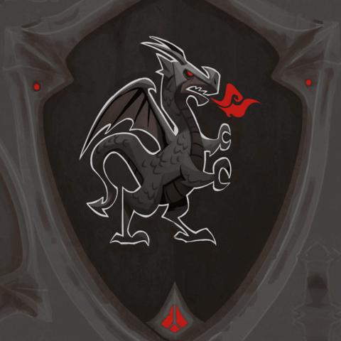 3d Print Files Black Knight Shield Fortnite Villainouspropshop