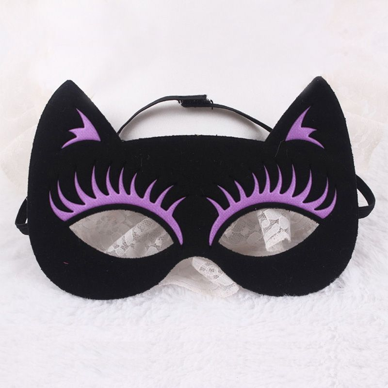 Diy party cat mask costume easter halloween birthday fox masked diy party cat mask costume easter halloween birthday fox masked ball party mask masquerade mask solutioingenieria Gallery