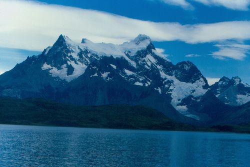 Paine Grande y Lago Pehoe