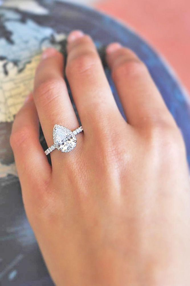 45 Utterly Gorgeous Engagement Ring Ideas Engagement Ring Shapes