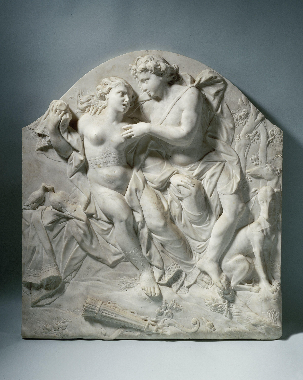 Venus And Adonis Statue Venus and Adoni...