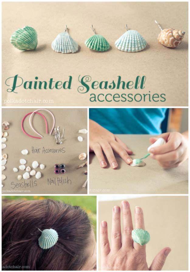 31 Incredibly Cool DIY Crafts Using Nail Polish. 31 Incredibly Cool DIY Crafts Using Nail Polish   Shell  Teen and