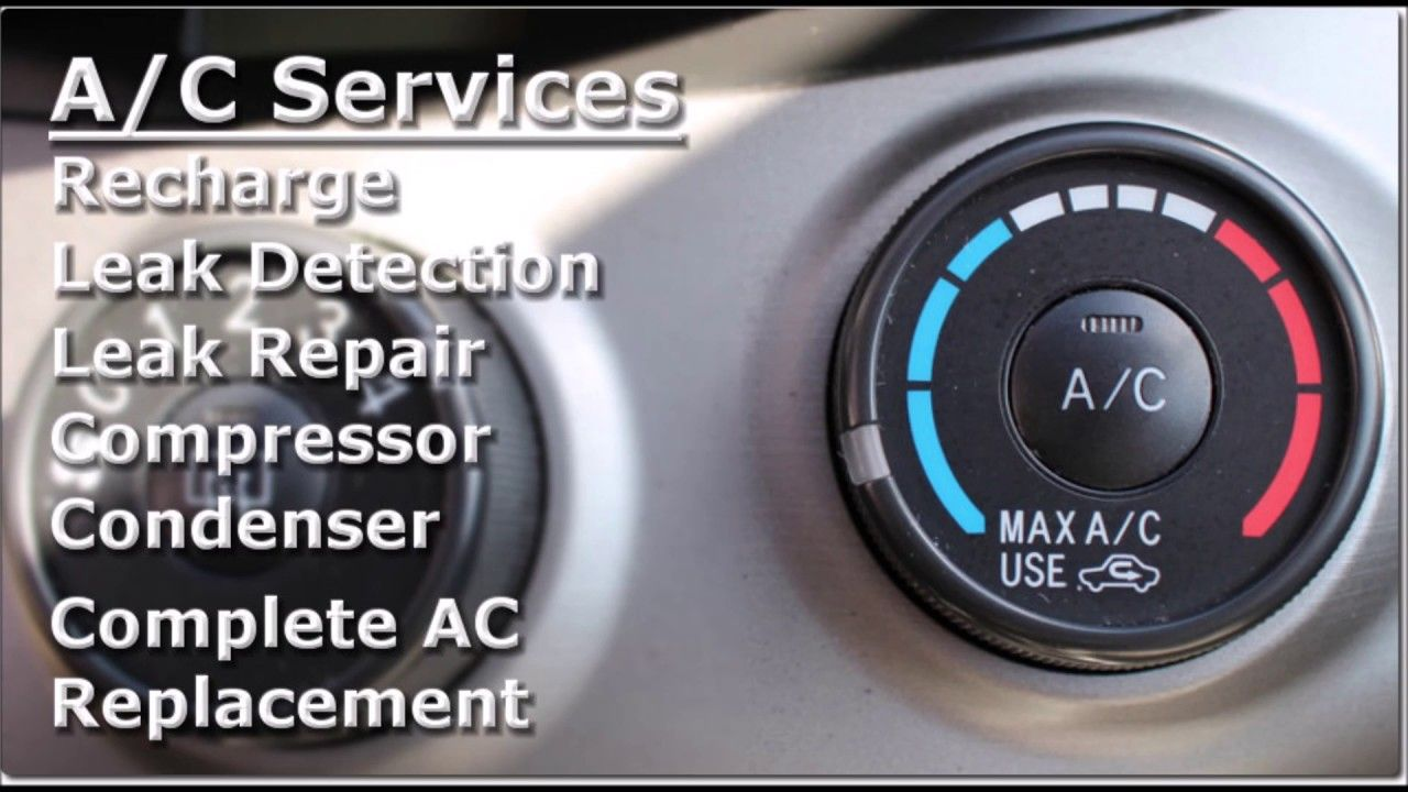 Best Auto A/C Service and Car Air Conditioning Service in