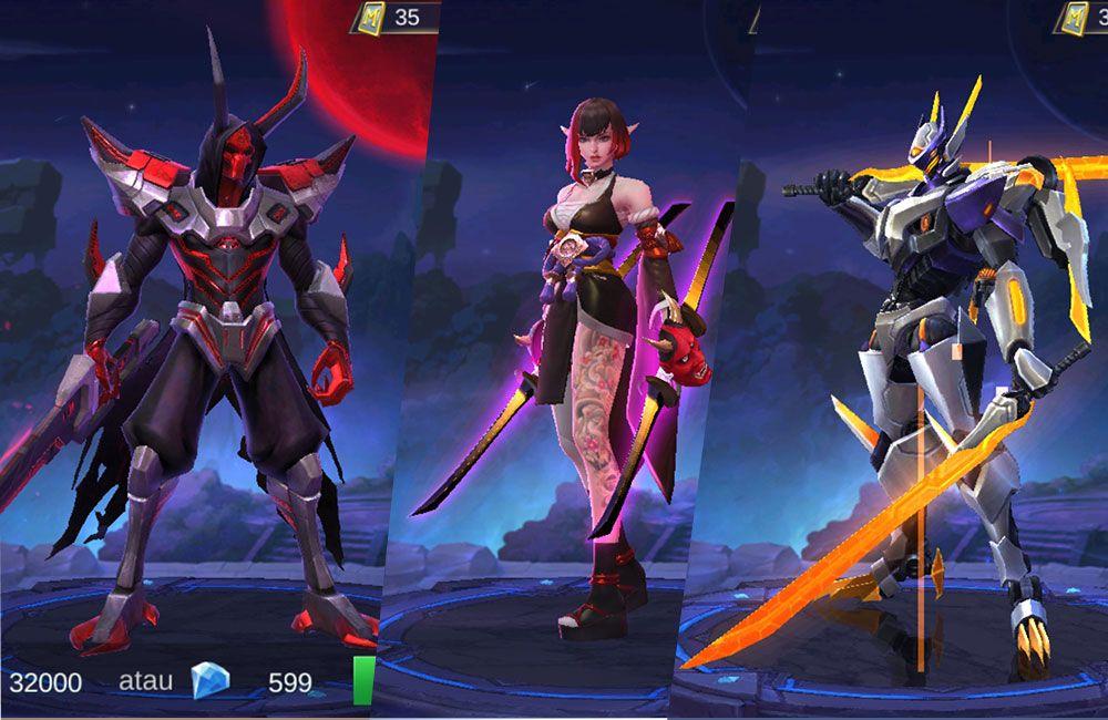 Begini Cara Cepat Menaikan Level Pada Mobile Legend League Of Legends Paladin Gambar