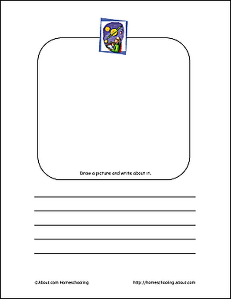 Free Printable Worksheets to Teach Your Child About the Solar ...