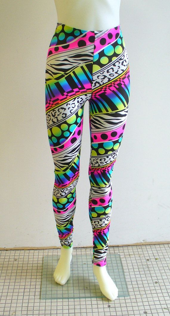 add5e69691c91 Patterned Leggings · Leggings Are Not Pants · Neon ·  http://media-cache-ec0.pinimg.com/736x/