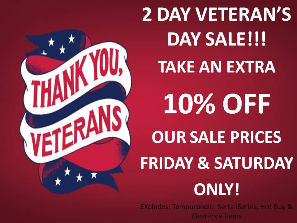 Two Days Only Take An Extra 10 Off Our Sale Prices Freedom