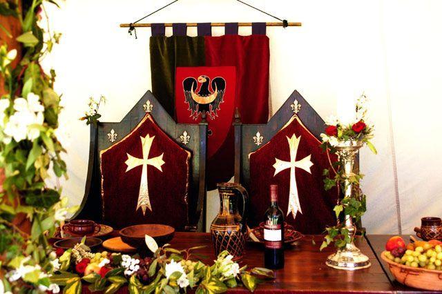medieval weddings, medieval costumes, themed weddings ...