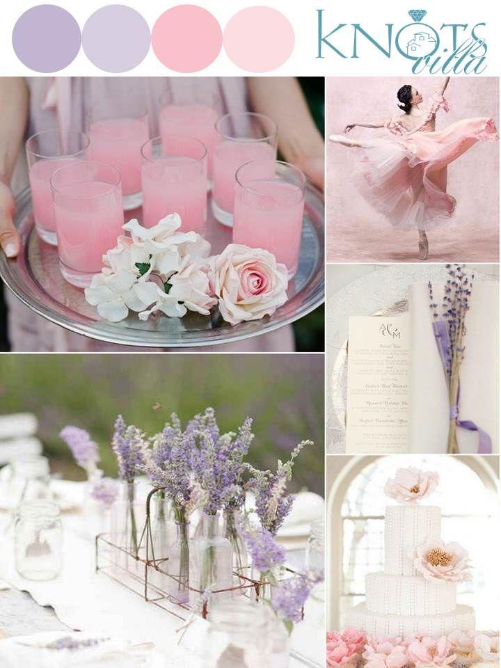 Lavender Pink Wedding Inspiration Pink Purple Wedding Wedding
