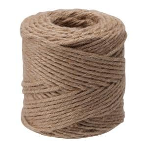 Everbilt 30 X 190 Ft Twisted Jute Twine Natural 72786 Jute Twine Natural Jute Jute