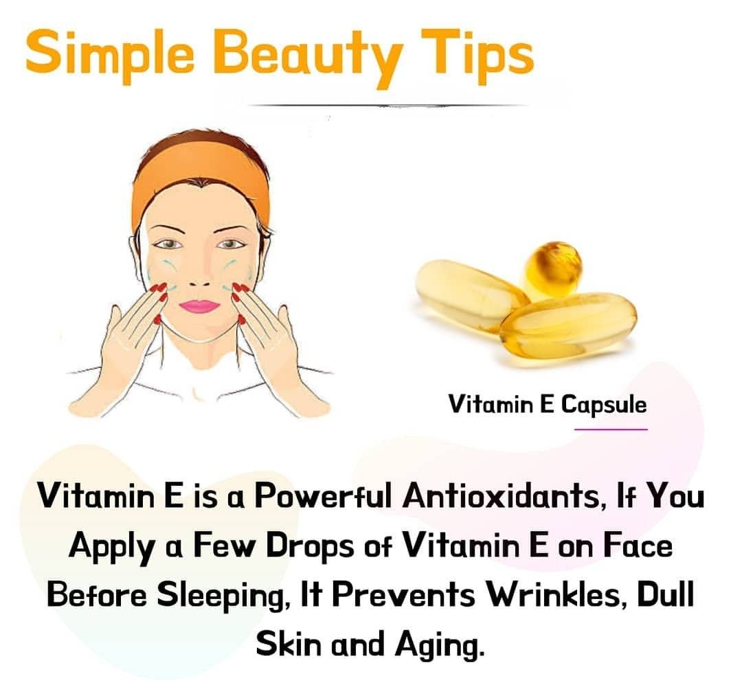 Simple Beauty Tips For Girls - Beautiful Skin and Gorgeous Hair in