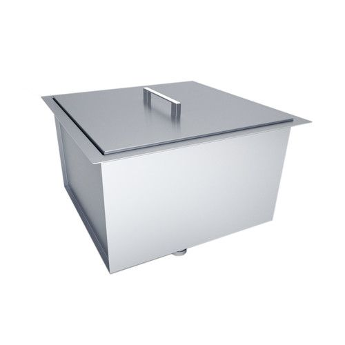 Found It At Wayfair Outdoor Kitchen Over Under Basin Sink With Cover Single Basin Sink Outdoor Kitchen Sink Basin Sink