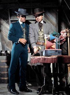 Pix For   Wild Wild West Tv Show Robert Conrad  f22b706d89c