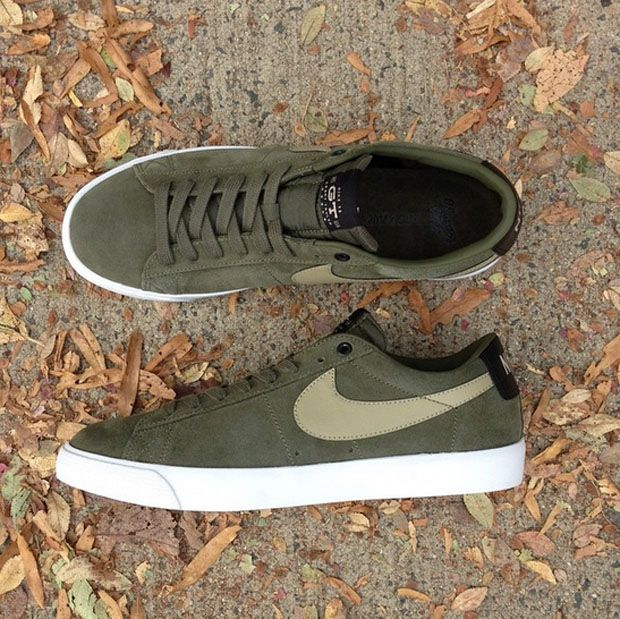 new arrival b4c43 0a71e nike blazer low gt grant taylor 02 Nike Blazer Low GT Grant Taylor