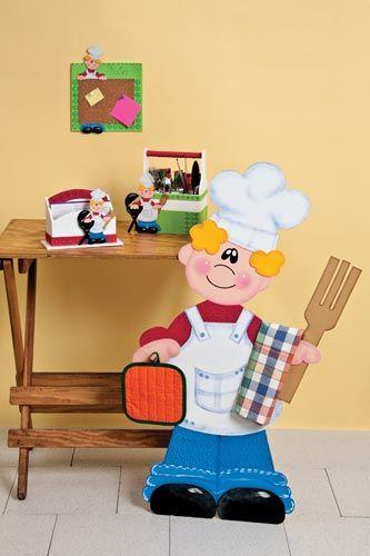 Moldes gratis manualidades para cocina   buscar con google ...