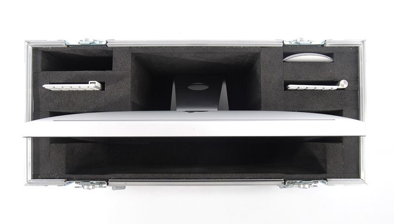 new styles 7e94c 5aa18 Apple iMac 27 inch Inch Flight Case (Drop in Style) | Apple Flight ...