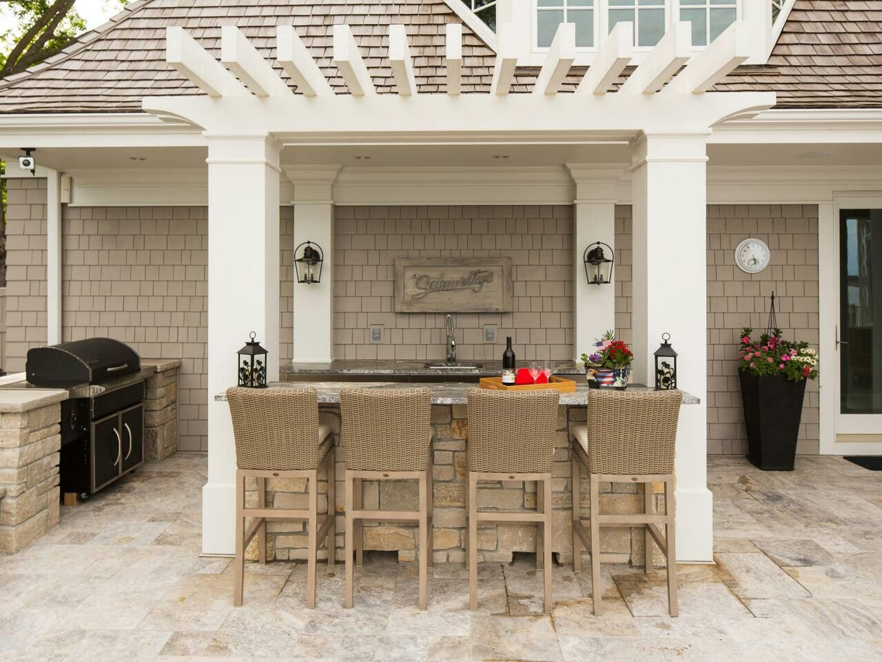 pin by alicia king on back yard grill and porch ideas pinterest