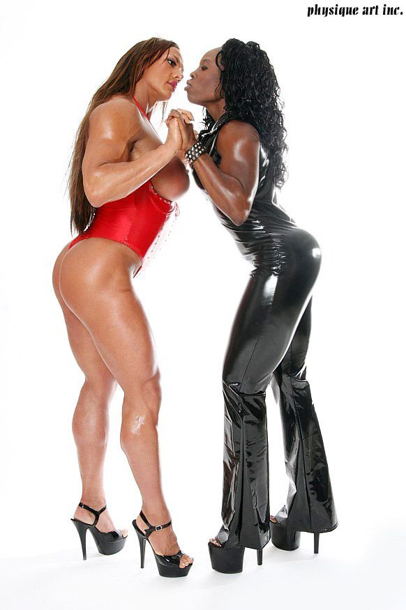 bodybuilder Mistress Treasure morphed - Google Search ...